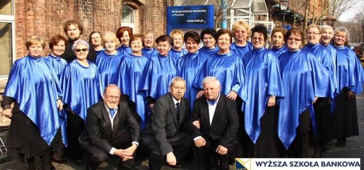 Chór Uniwersytetu Każdego Wieku PASJONACI z Poznania