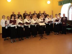 Nauczycielski Chór Melodia Myślibórz